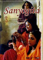 Sanyogita - The Bride in Red