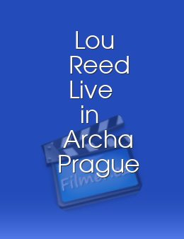 Lou Reed Live in Archa Prague 2012