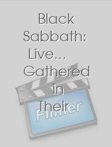 Black Sabbath Live.. Gathered in Their Masses