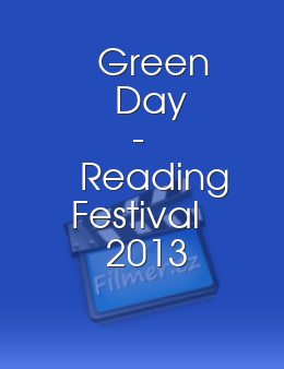 Green Day - Reading Festival 2013