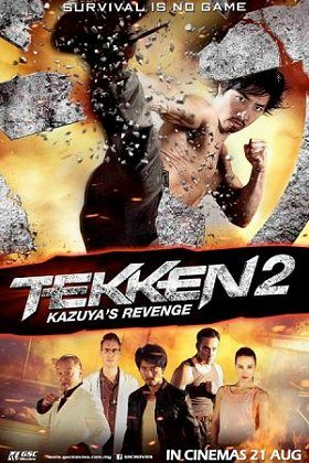 Tekken 2: Kazuyas Revenge download