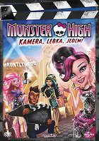 Monster High – Kamera, lebka, jedem!