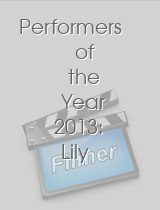 Performers of the Year 2013: Lily Carter