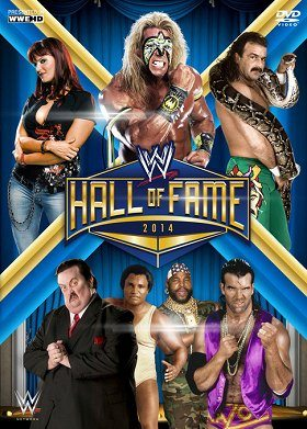WWE Hall of Fame 2014
