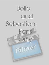 Belle and Sebastian: Fans Only