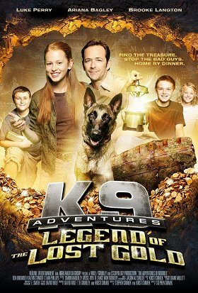 K-9 Adventures Legend of the Lost Gold