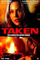Taken The Search for Sophie Parker