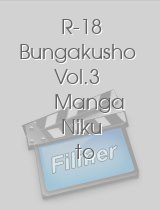 R-18 Bungakusho Vol.3 Manga Niku to Boku download