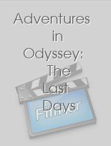 Adventures in Odyssey: The Last Days of Eugene Meltsner