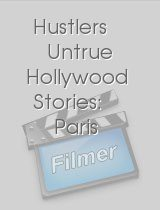 Hustlers Untrue Hollywood Stories: Paris