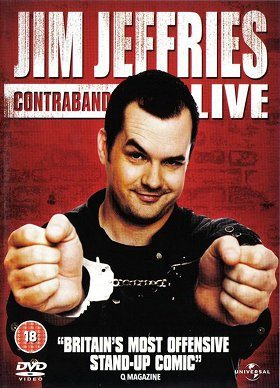 Jim Jefferies Contraband