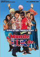 Munde U.K De British by Right Punjabi by Heart