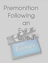 Premonition Following an Evil Deed download