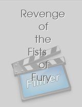 Revenge of the Fists of Fury