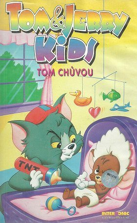 Tom a Jerry Kids: Tom chůvou