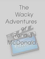 The Wacky Adventures of Ronald McDonald Scared Silly