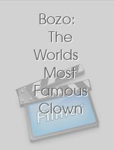 Bozo The Worlds Most Famous Clown
