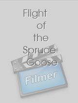 Flight of the Spruce Goose