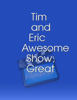 Tim and Eric Awesome Show Great Job! Chrimbus Special
