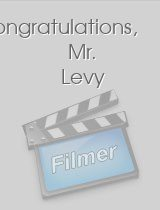 Congratulations, Mr. Levy