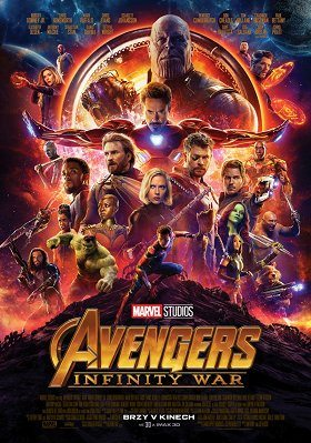 Avengers: Infinity War download
