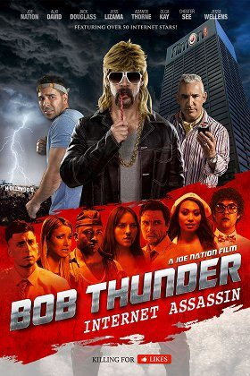 Bob Thunder Internet Assassin