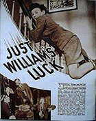 Just Williams Luck