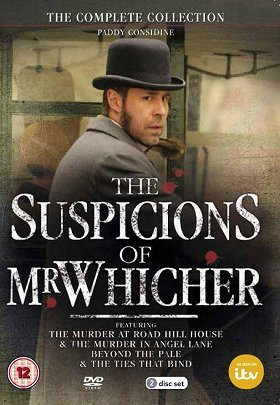 The Suspicions of Mr Whicher The Murder in Angel Lane