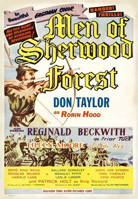 The Men of Sherwood Forest