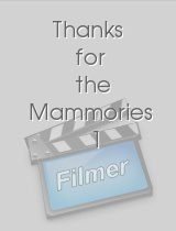 Thanks for the Mammories 1