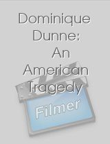 Dominique Dunne: An American Tragedy