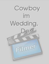 Cowboy im Wedding Der