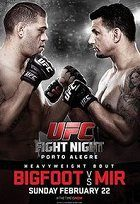 UFC Fight Night: Bigfoot vs. Mir