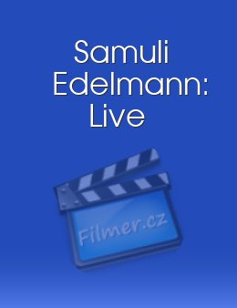 Samuli Edelmann: Live download