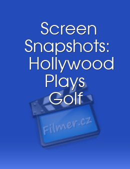Screen Snapshots Hollywood Plays Golf
