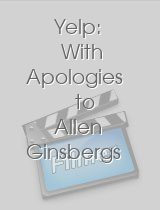 Yelp: With Apologies to Allen Ginsbergs Howl