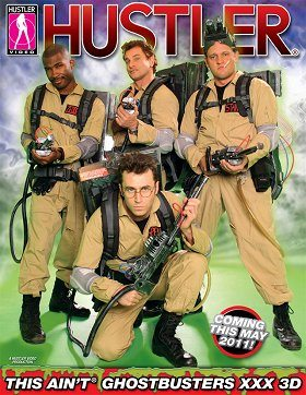 This Aint Ghostbusters XXX