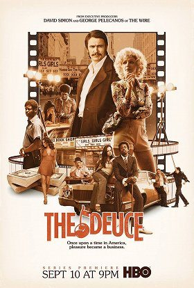 The Deuce: Špína Manhattanu