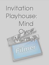Invitation Playhouse: Mind Over Murder