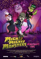 Mighty Mighty Monsters in New Fears Eve