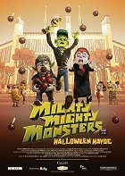 Mighty Mighty Monsters in Halloween Havoc download