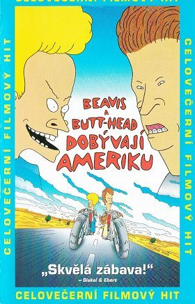 Beavis a Butt-head dobývají Ameriku download