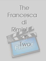 The Francesca di Rimini; or Two Brothers