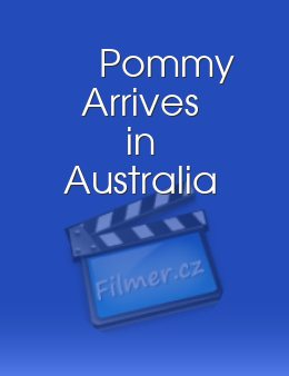 Pommy Arrives in Australia