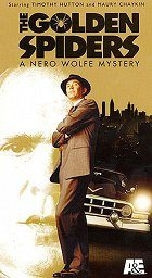 The Golden Spiders A Nero Wolfe Mystery
