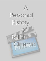 A Personal History of British Cinema by Stephen Frears