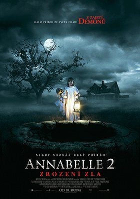 Annabelle 2  Zrození zla 2017 avi download film