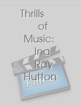 Thrills of Music: Ina Ray Hutton and Orchestra