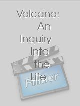 Volcano An Inquiry Into the Life and Death of Malcolm Lowry