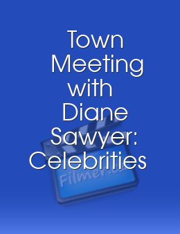 Town Meeting with Diane Sawyer: Celebrities vs. the Press